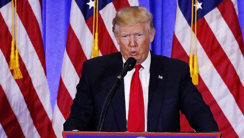Tentang Donald Trump, Rusia dan Rupiah yang Perkasa