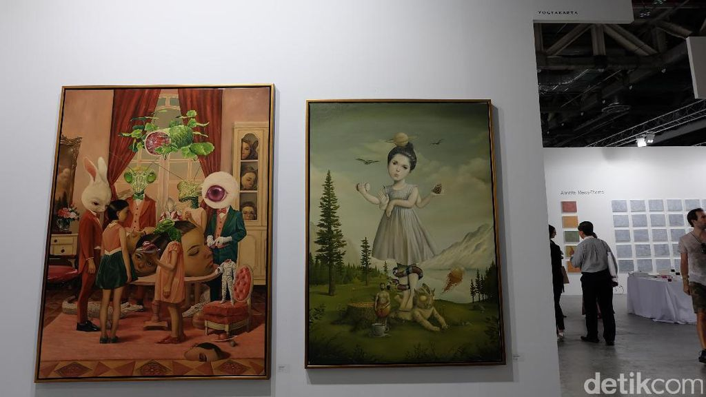 8 Galeri Seni Indonesia Ramaikan Art Stage Singapore 2017