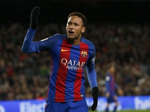 Neymar Pemain yang Bisa Bikin Anda Menikmati Sepakbola