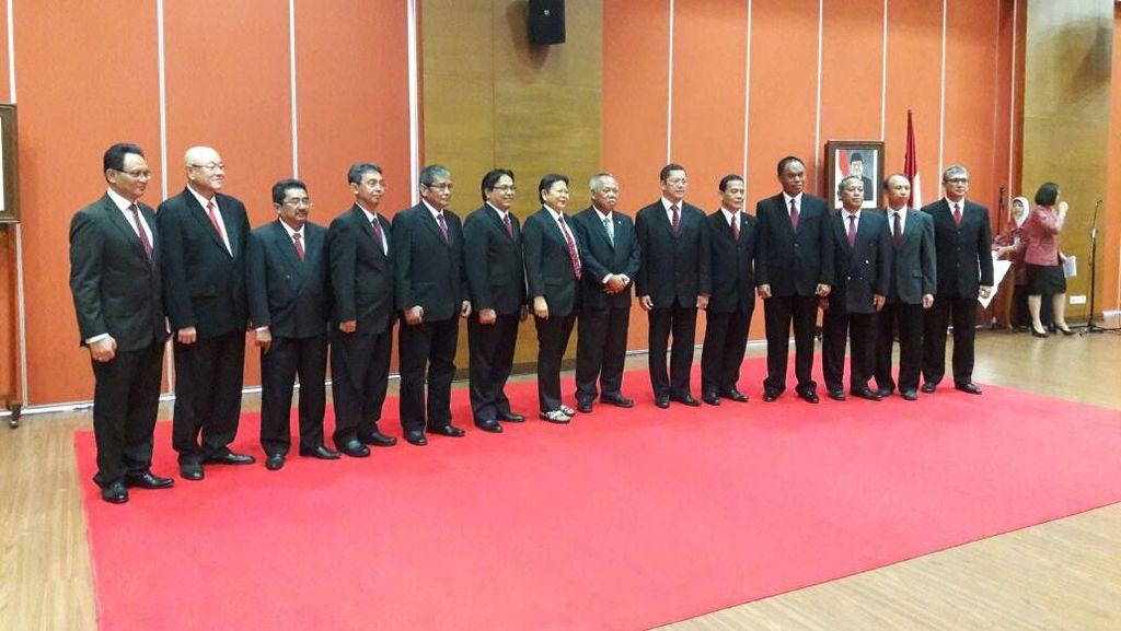 Menteri PUPR Lantik Anggota Lembaga Pengawas Konstruksi