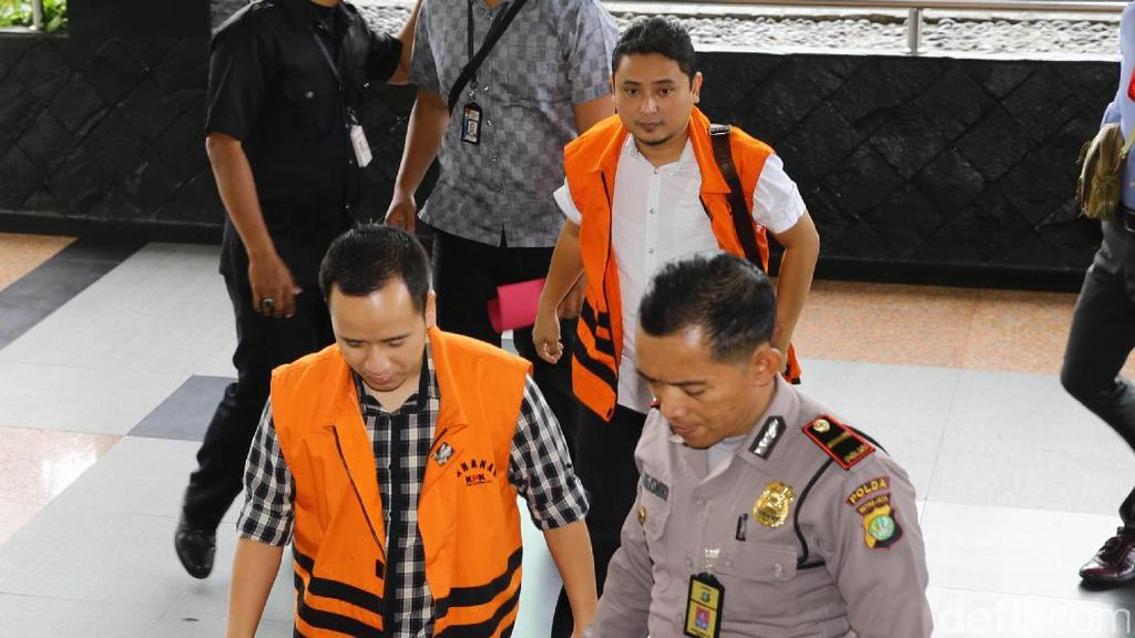 Penyuap Wali Kota Cimahi Diperiksa KPK