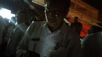 Pelantikan Pejabat Riau Malam Hari Pakai Lampu Penerangan Mobil
