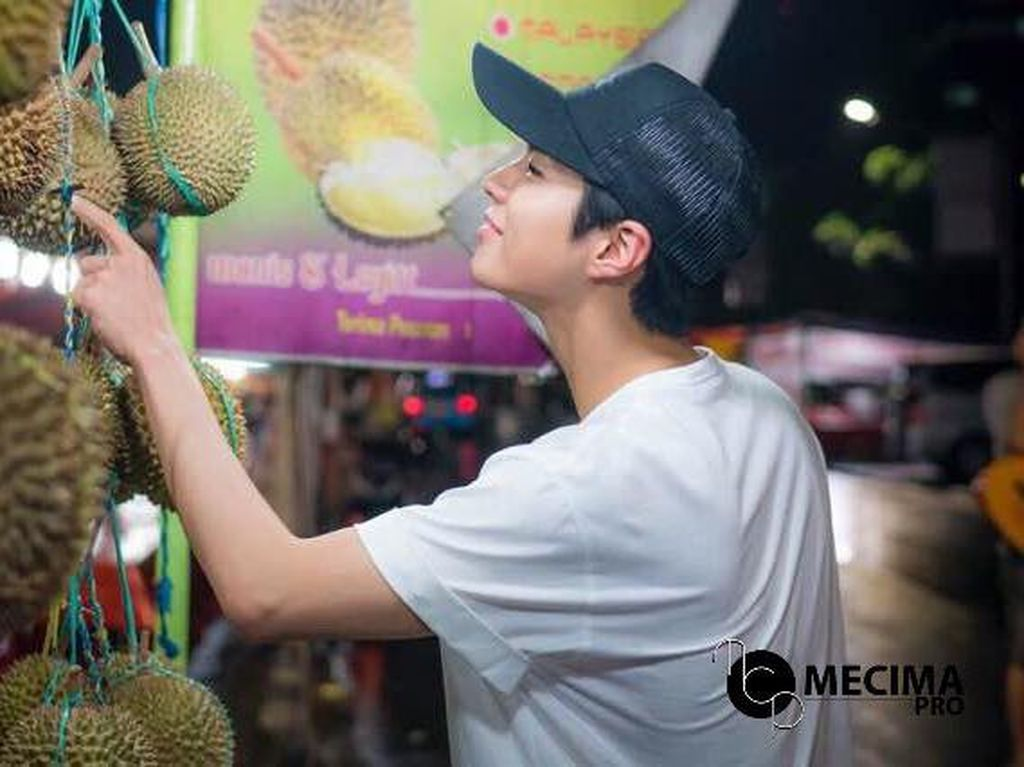 Wisata Kuliner Ala Park Bo Gum di Jakarta