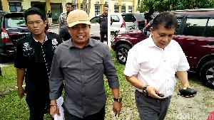 Polisi Rampungkan Berkas Perzinaan Bupati Katingan
