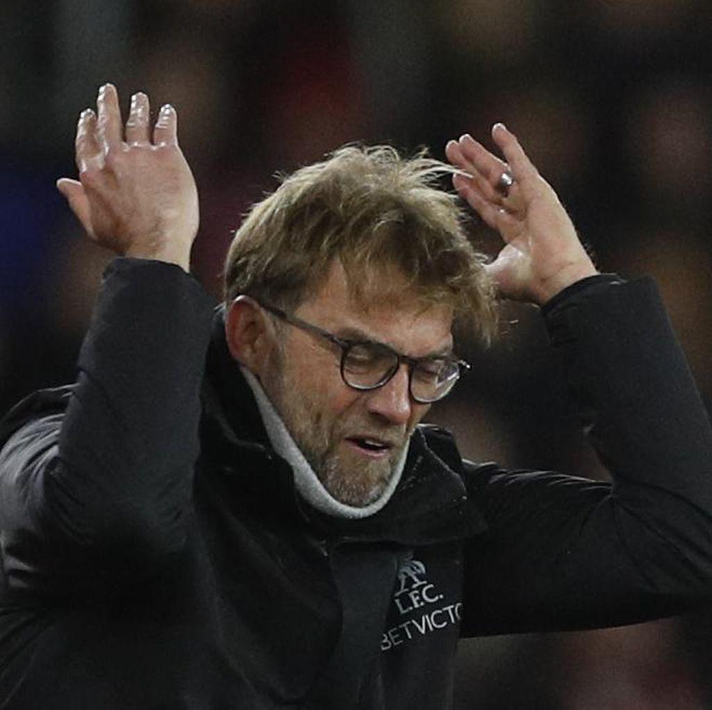 Klopp Minta Liverpool Bisa Menikmati Pertandingan Demi Pertandingan Lagi
