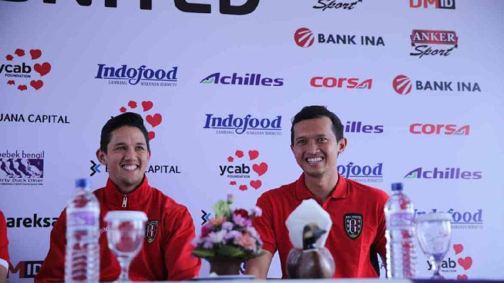 Irfan Bachdim Resmi Berlabuh di Bali United