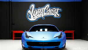 <i>On Sale</i>: Ferrari 458 Italia Justin Bieber