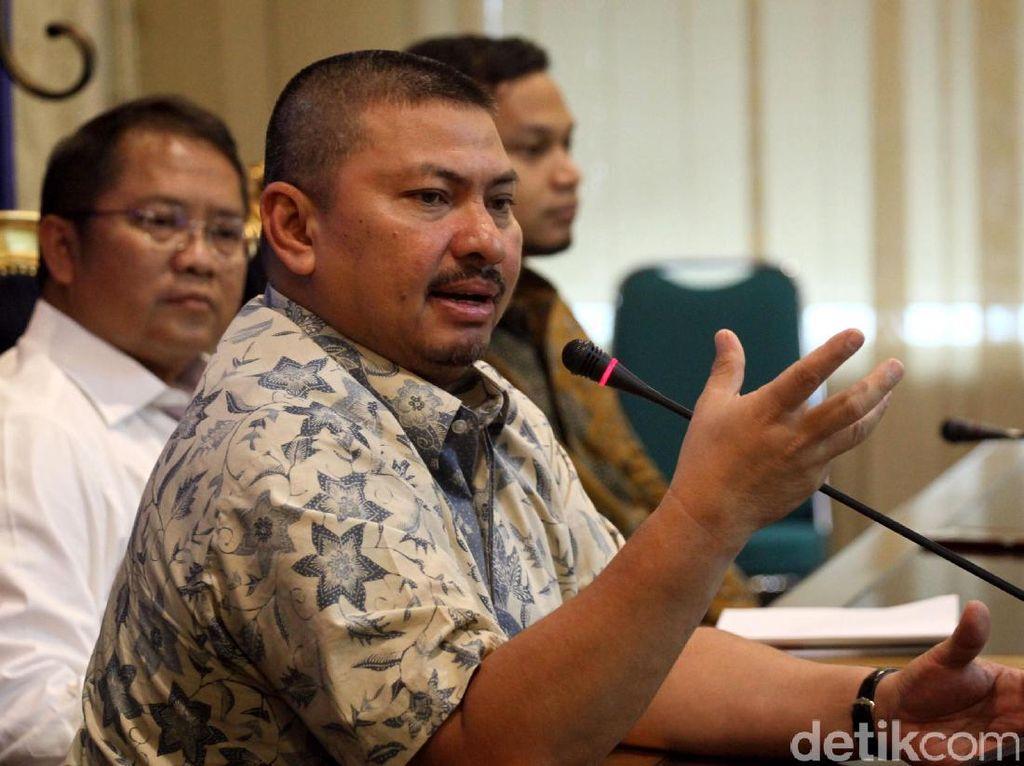 Komisi III: Pembahasan Kasus di Rapat dengan KPK Sulit Dihindari
