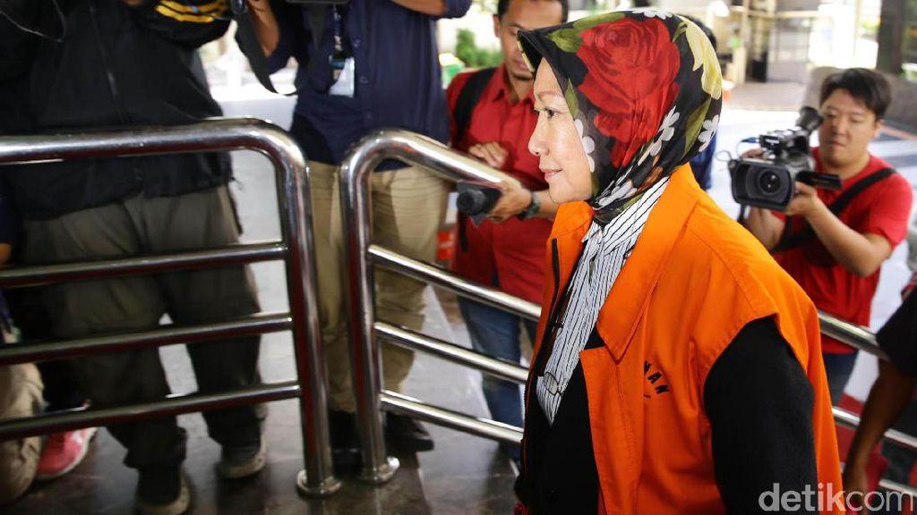 Atty Suharti Kembali Diperiksa KPK
