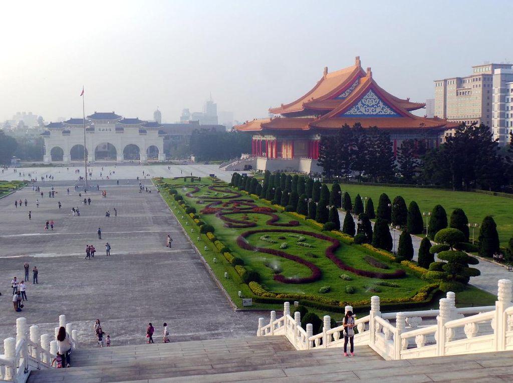 Taiwan yang Makin Ramah Terhadap Traveler Muslim