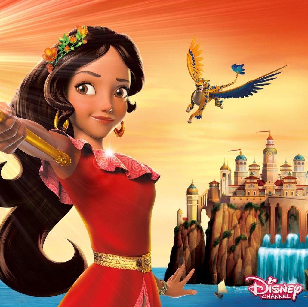Tayangan-tayangan Awal Tahun dari Disney