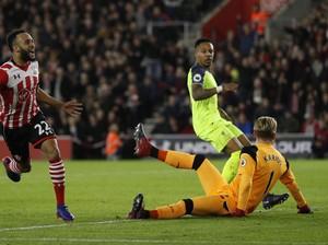 Liverpool Takluk di Kandang Southampton