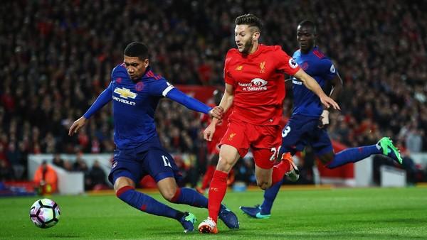 MU vs Liverpool: Sama-Sama Rapuh di Fase Akhir Laga
