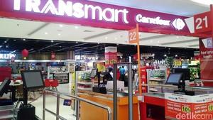 Lebih Asyik Berbelanja di Transmart Konsep Baru di Surabaya