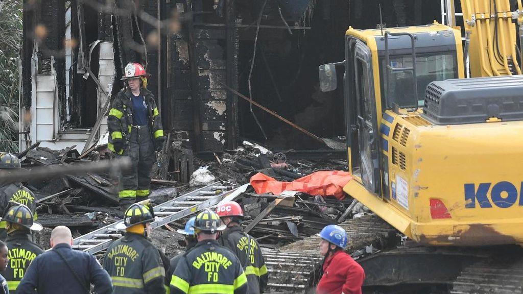 6 Anak Tewas dalam Kebakaran di Maryland AS