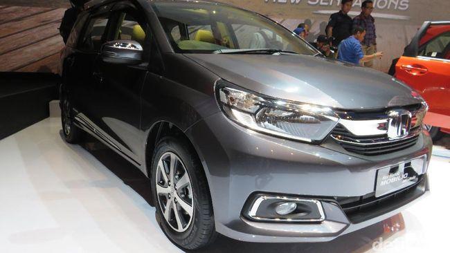Honda Percantik Mobilio Versi Anyar dengan Modulo