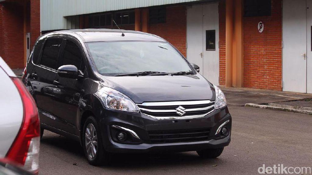 Suzuki Ertiga Diesel Mulai Berkeliaran