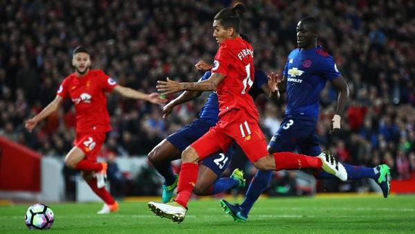 Liverpool yang Perkasa Lawan Tim-Tim Enam Besar
