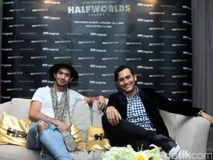 Reza Rahadian dan Arifin Putra, Dua Aktor Indonesia yang Lanjut ke Halfworlds Season 2
