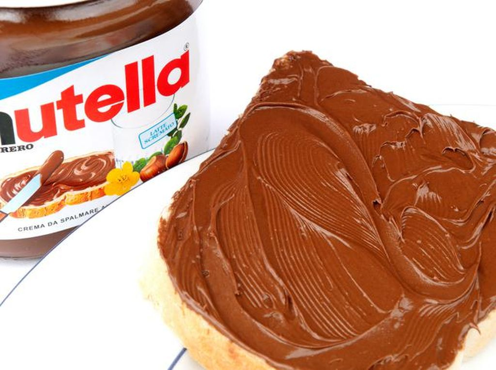 Disebut Gunakan Bahan Penyebab Kanker, Ini Penjelasan Nutella