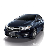 Honda City Anyar Diluncurkan di Thailand