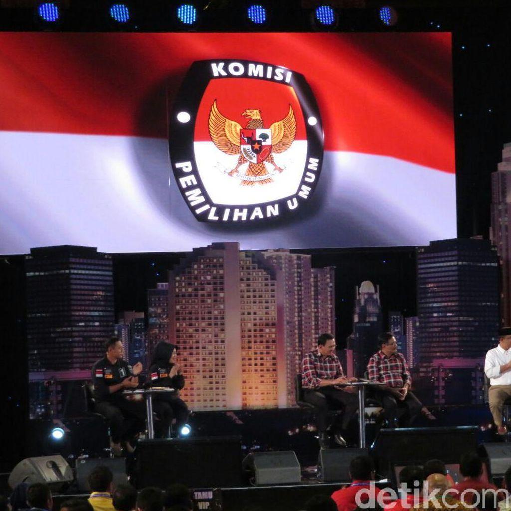 Janji 3 Pasang Cagub-cawagub DKI untuk Eksistensi UMKM di Jakarta