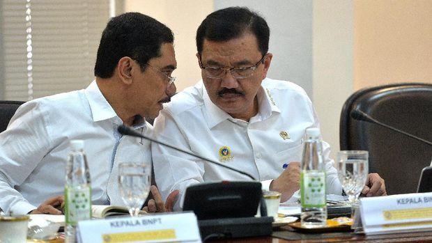 Jokowi Terbitkan PP Pencegahan Terorisme, BNPT Ujung Tombak