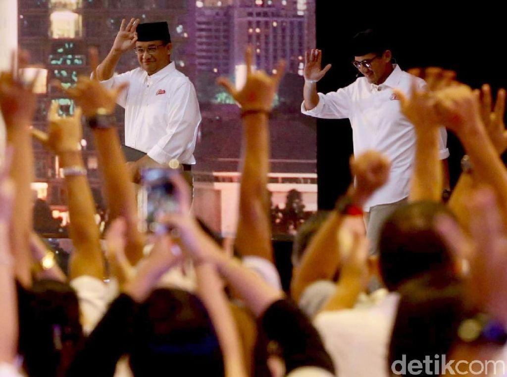 Anies-Sandi akan Perketat Pengawasan Orang Asing di Jakarta