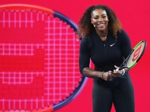 Serena Belum Akan Pensiun Usai Melahirkan