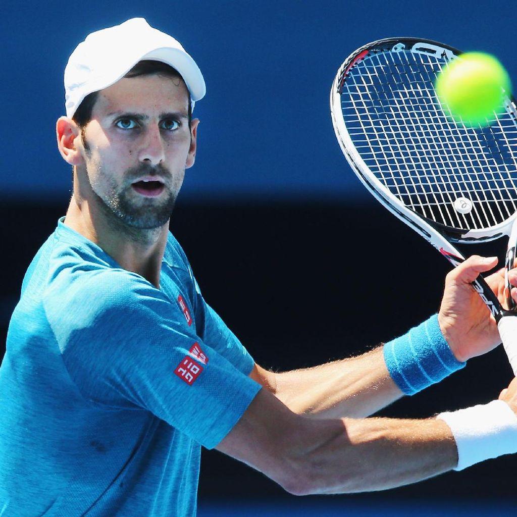 Misi Djokovic di Australia Terbuka: Buktikan Diri Sanggup Lebih Baik Lagi