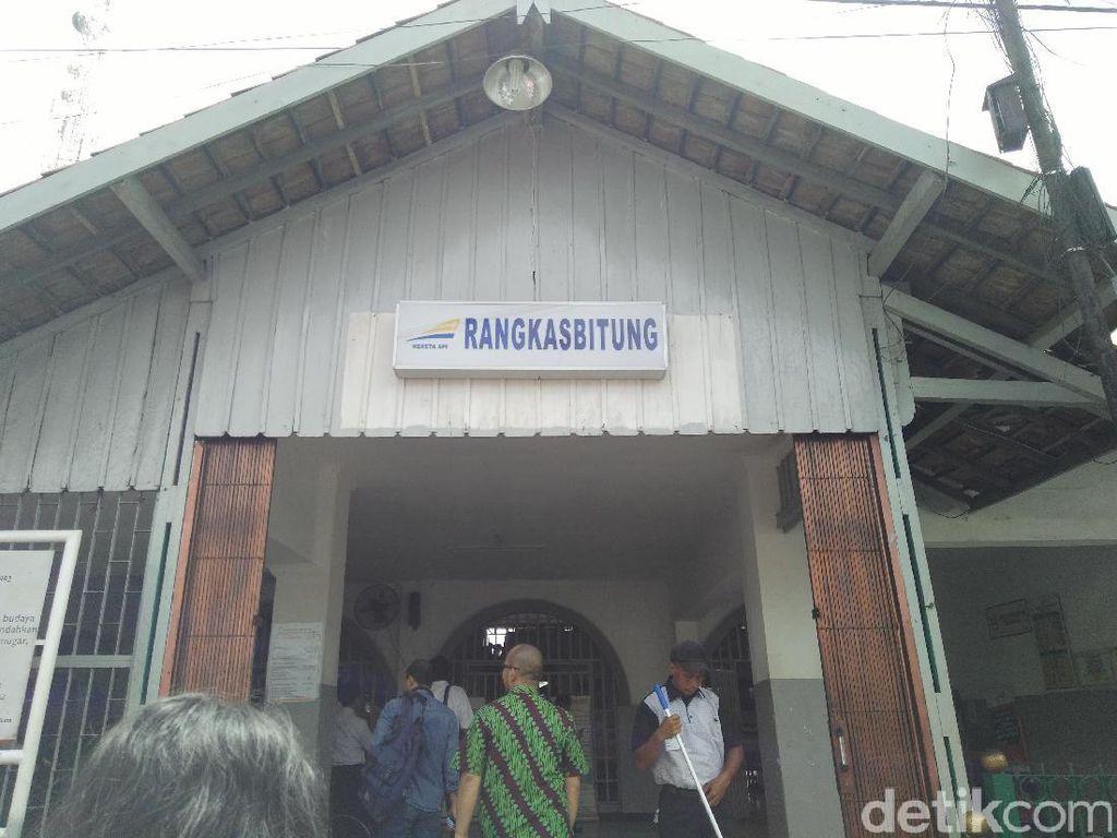 Larangan Mudik, 4 Stasiun Kereta di Banten Ditutup Sementara 6-17 Mei