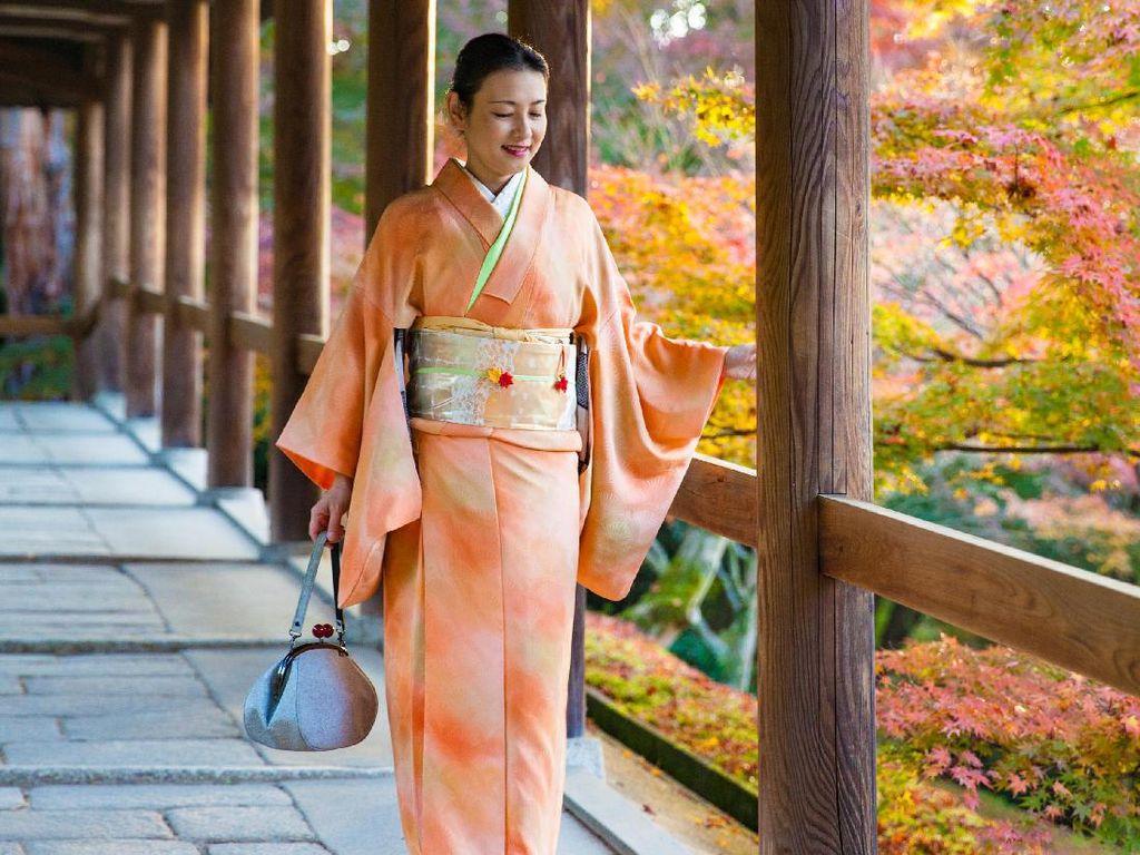 Kulit Kenyal Bak Mochi Jadi Goals Wanita di Jepang