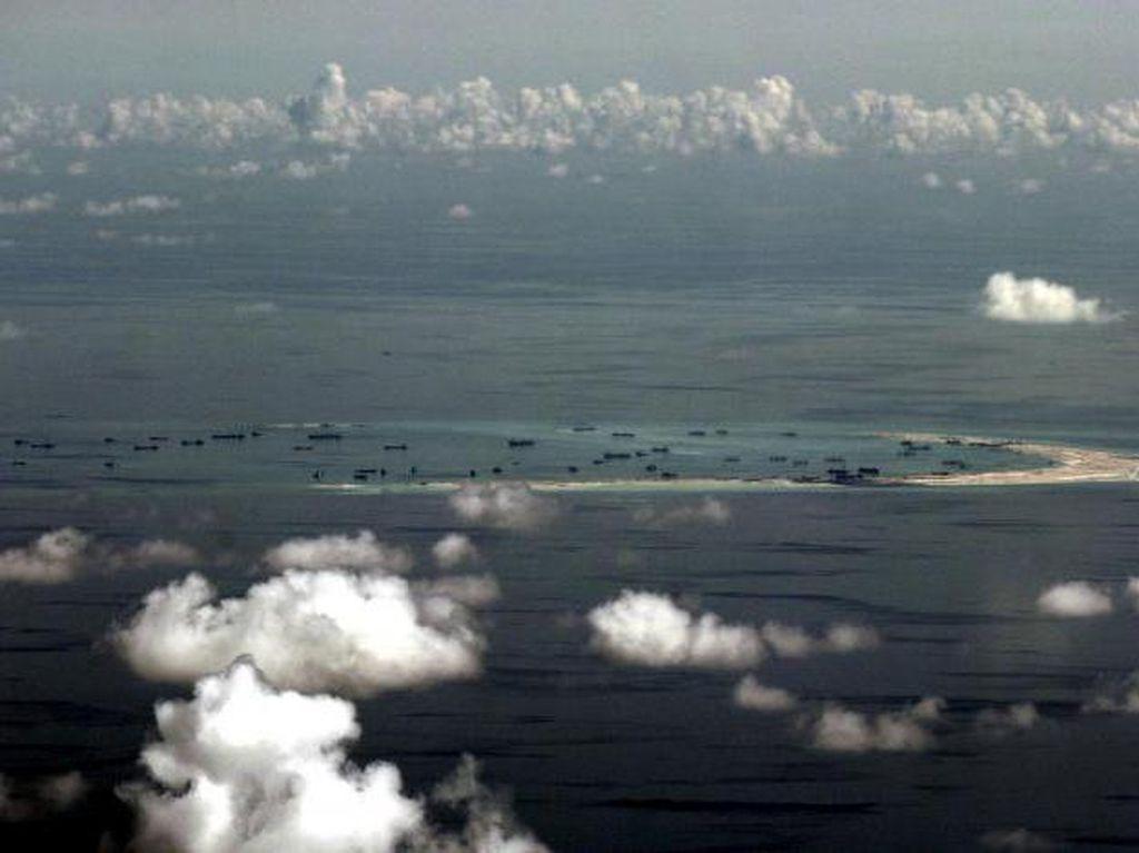 AS Sebut China Gelar Uji Coba Rudal Antikapal di Laut China Selatan