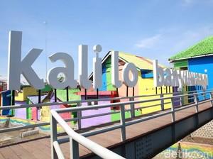 Sungai Kalilo Banyuwangi Dipasang CCTV agar Warga Malu BAB