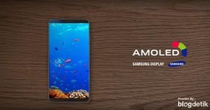 Inikah Tampilan Galaxy S8, Samsung?