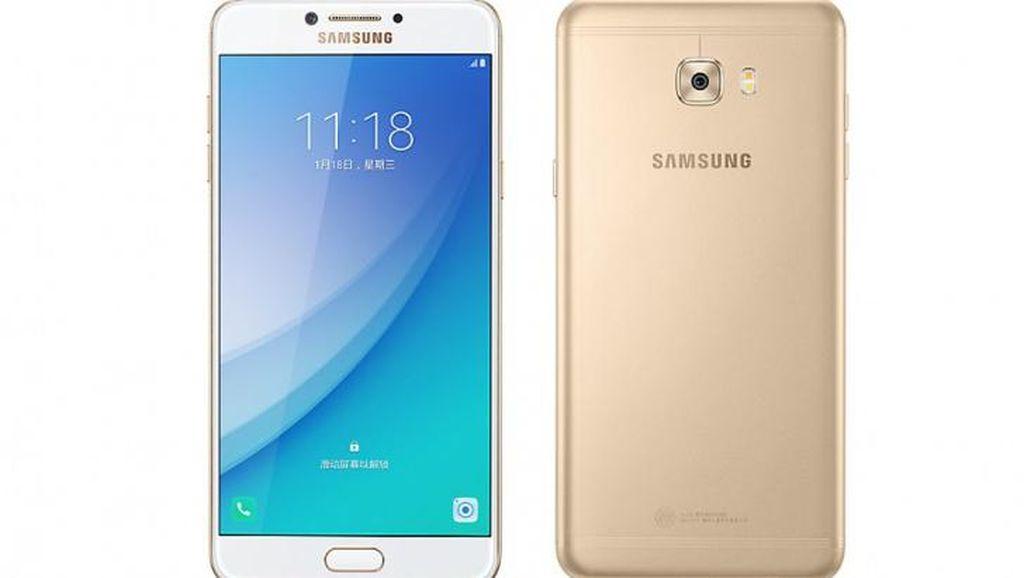 Samsung Resmi Luncurkan Galaxy C7 Pro
