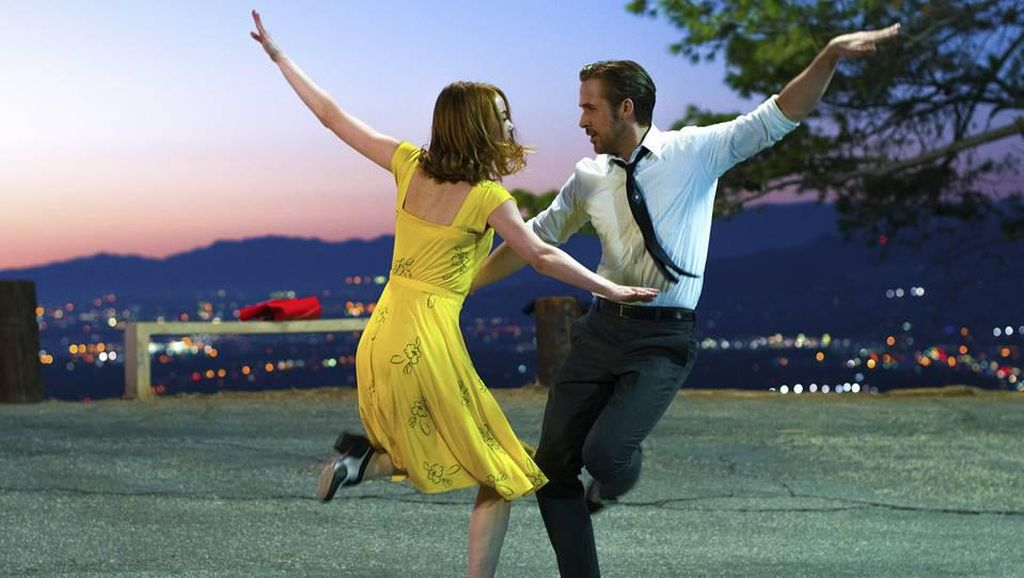 Filmnya Rajai Box Office, Soundtrack 'La La Land' Ikut Meroket