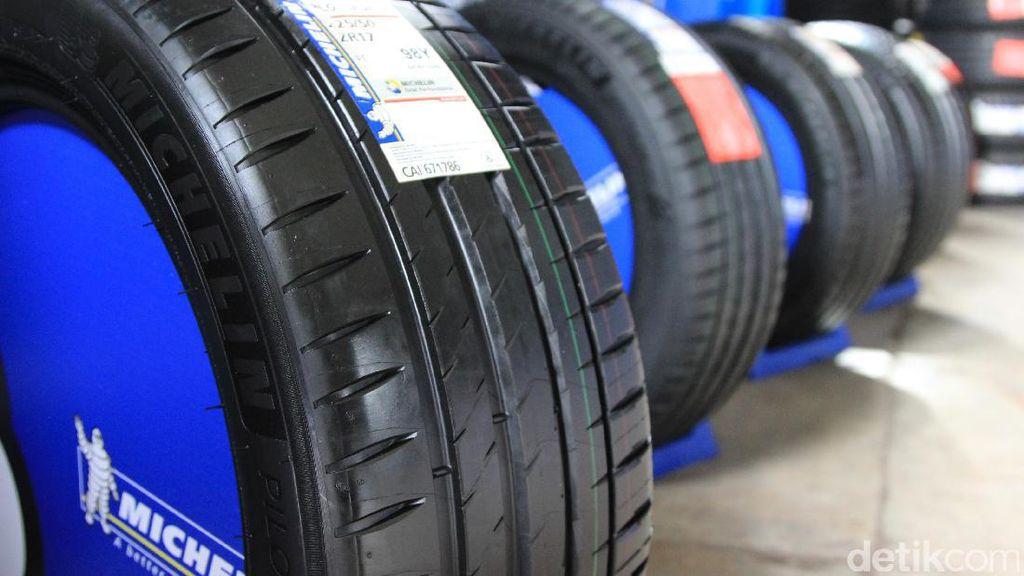 Michelin Pilot Sport 4 Diklaim Bisa Tembus Hingga 50.000 Km Lebih