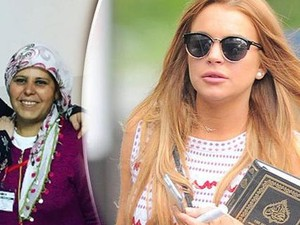 Lindsay Lohan dan Ucapan Eid Mubarak di Instagram