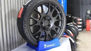 Ban Baru Michelin Dijual Mulai Rp 1,3 Juta