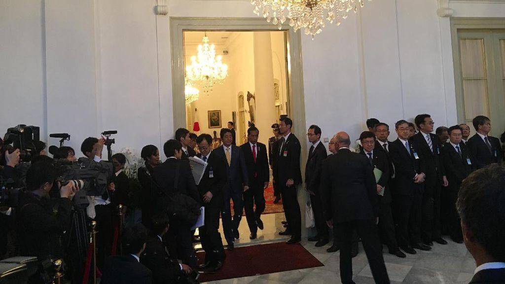 Jokowi: 2016, Investasi Jepang di RI Capai Rp 59 T