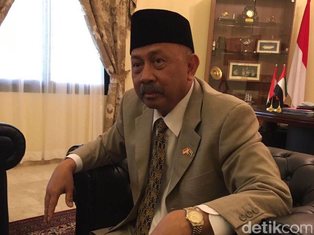 Indonesia-UEA Mesra, Dubes RI Sebut Malaysia Iri