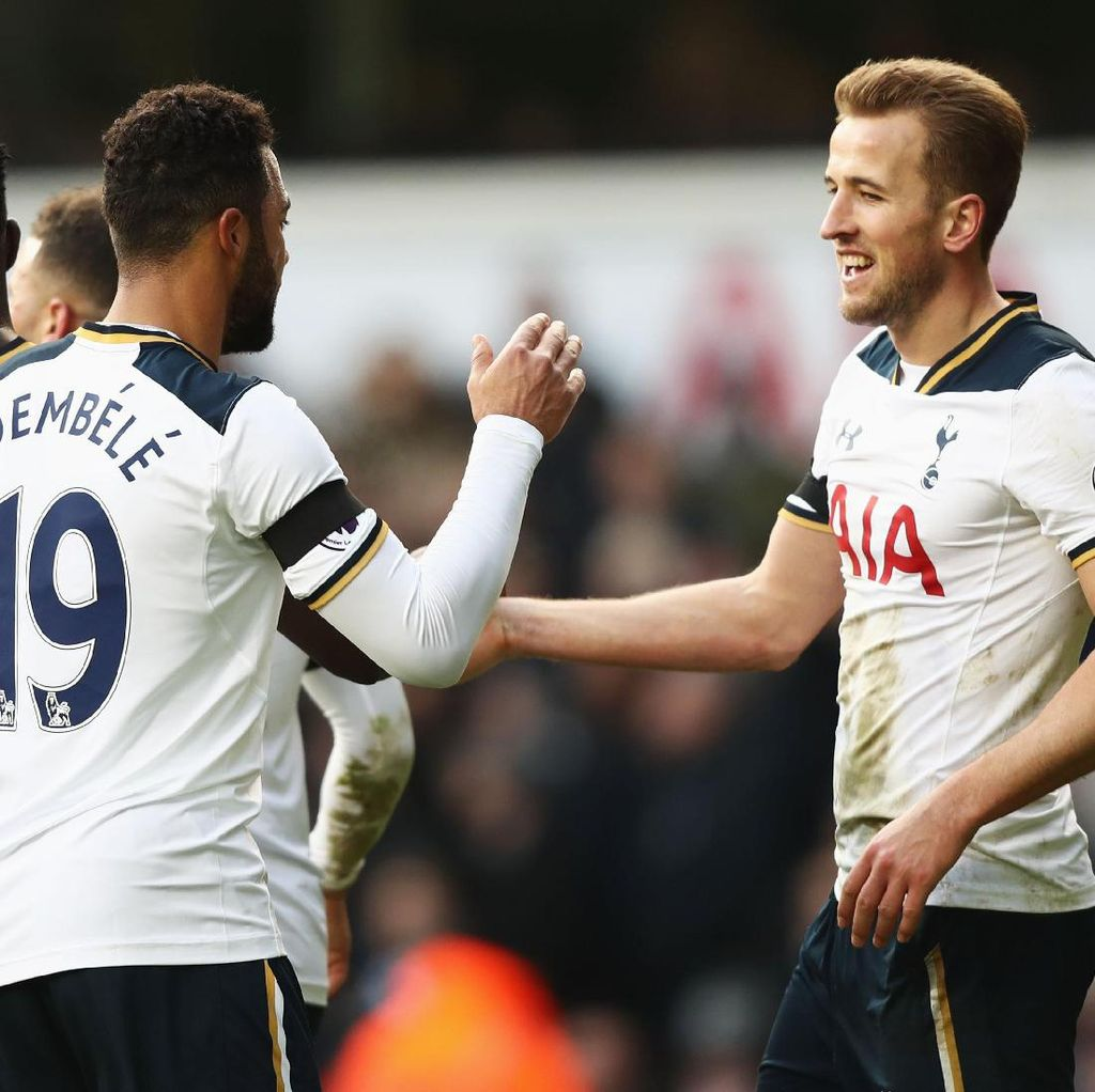Kesempatan Spurs Buktikan Diri sebagai Penantang Serius di Premier League