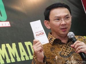 Bila Tak Jadi Gubernur, Ahok: Ada Yang Nawarin Gaji Rp 250 Juta
