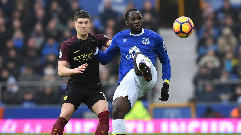 City yang Sementara di Ungguli Everton 0-1