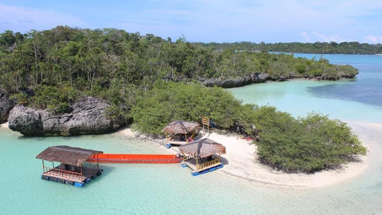 Pulau Bair di Maluku (dok Tim Penelitian)