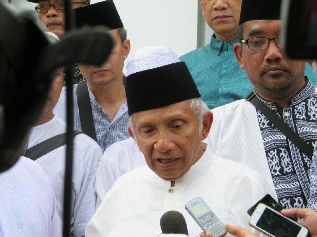 Amien Rais Dukung Tamasya Al-Maidah: Rekayasa Tidak akan Mempan