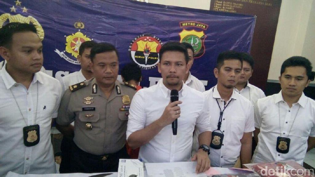 Pembunuh Perempuan di TPU Menteng Pulo Ditangkap di Pasuruan