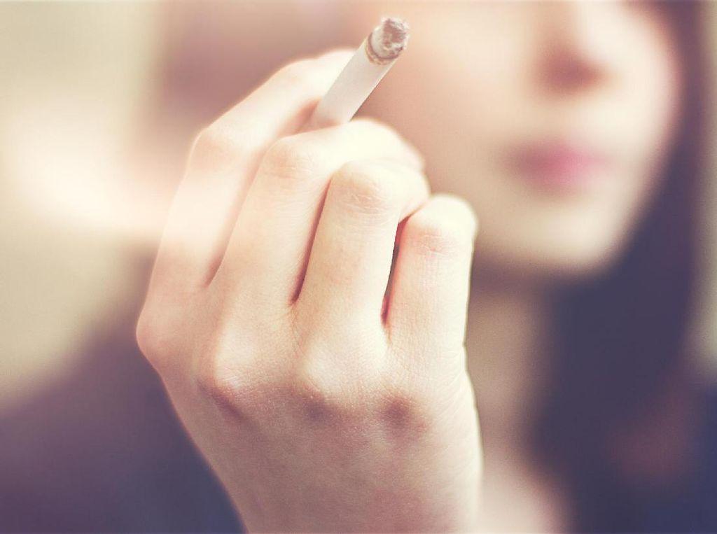 Tak Bikin Kurus, Merokok Justru Bikin Kamu Gampang Gemuk