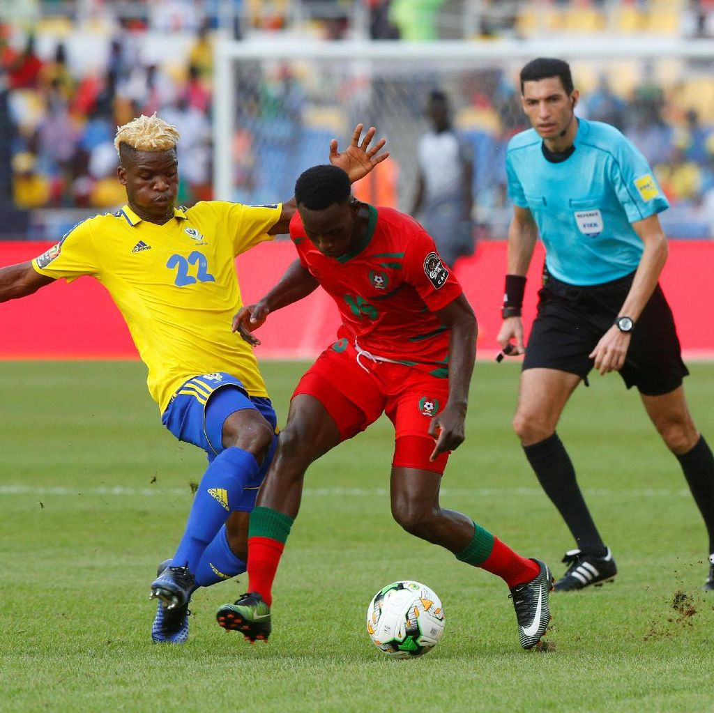 Piala Afrika 2017 Diawali dengan Dua Hasil Seri 1-1